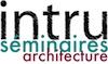 Logo INTRU Seminaire archi